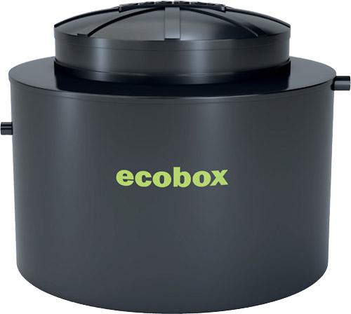Ecobox Small minireningsverk för enskilda avlopp