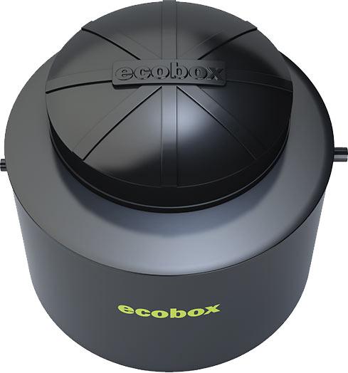 Ecobox Small- minireningsverk för det enskilda avloppet
